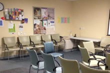 Parent Education Room