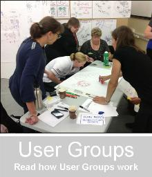 How User Groups work to help inform hospital design