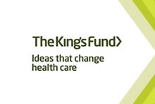 The King's Fund- Ideas that change health care